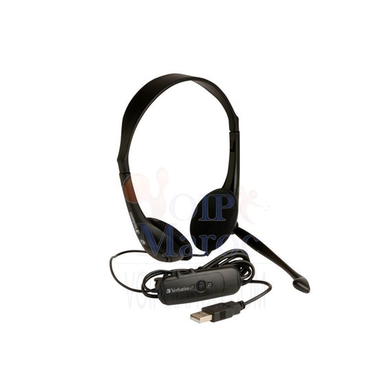 Casque multimédia USB 41822