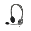 LOGITECH Stereo Headset H111 Single 3.5 mm jack