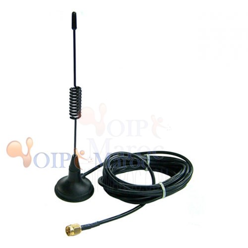 Antenne à long 5m pour carte GSM ACC1003
