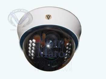 "Dome Camera 1/3"" super had CCD 540TVL 3D Adjust KD-MPR4390E"