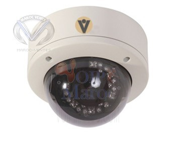 IP Dome Camera 420 TVL, 0 LUX,(IR ON) 1/3 Super HAD CCD KD-NVC85D-42S