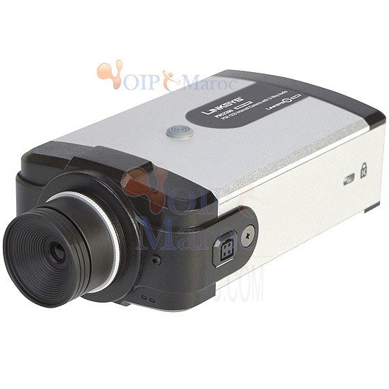 Business Internet Video Camera with Audio and PoE PVC2300-EU