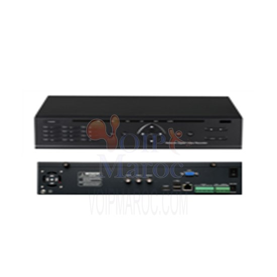 NVR Video Input & Output SC-NVR1004