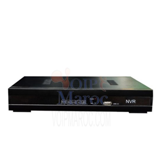 4ch 1080P recording NVR, with 4ch POE input SC-NVR1104P