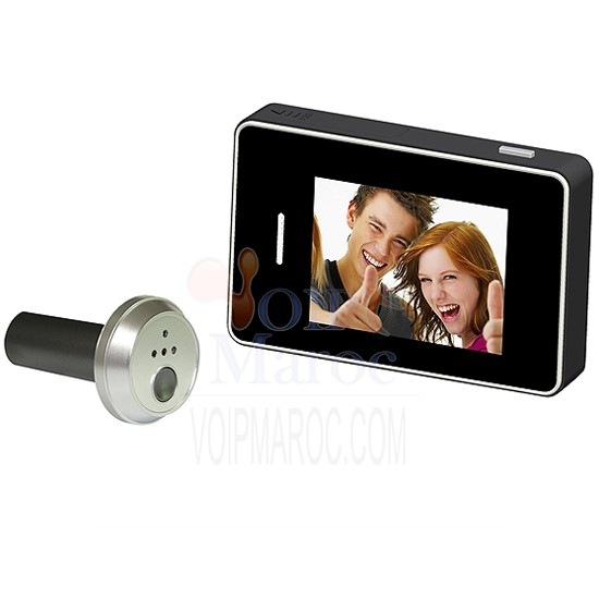 Camera, LCD TFT screen, with 16 built-in rings for option, volume is adjustable. SE-202C+02C