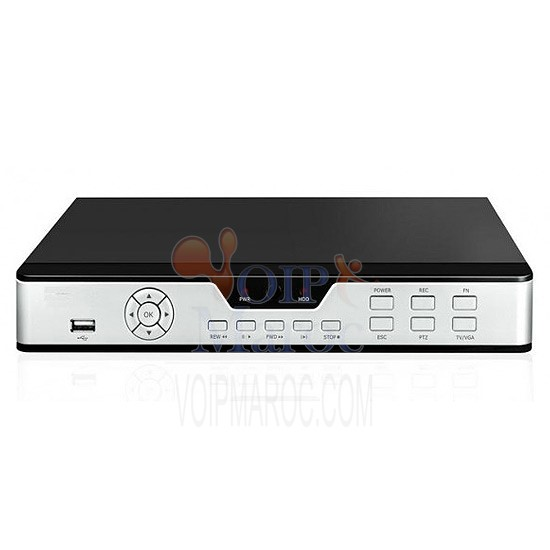 DVR 8CH StandAlone DVR 8CH Video Compression H.264 VT-DVR9108V