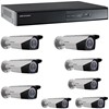 1 DVR 8CH TURBO HD + 8 CAMERAS TURBO HD VARIFOCAL